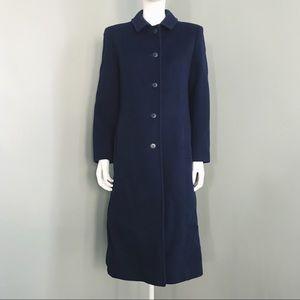 Vintage ⚡️ Long Pendleton Wool Coat